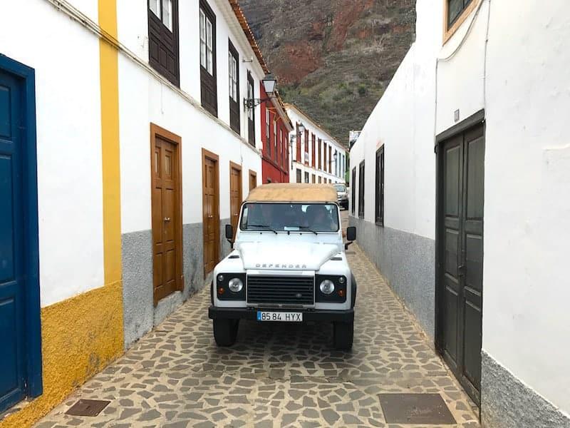 Jeep Touren