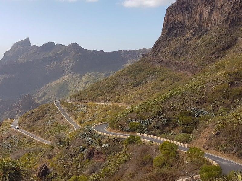 Masca carretera road