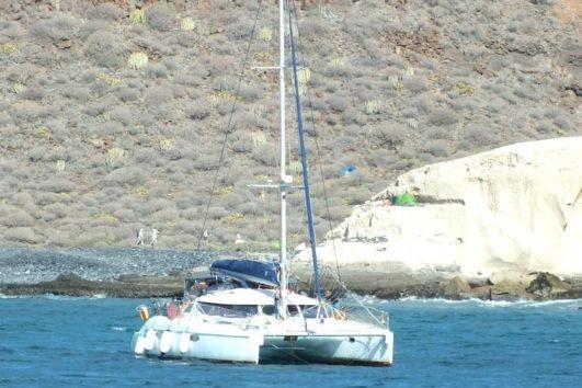 Montecristo Tenerife barco