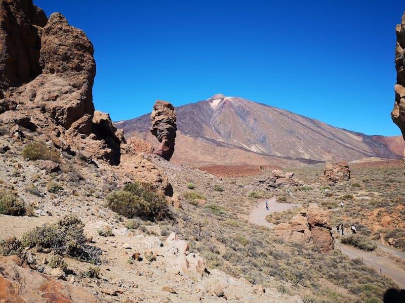 Roque Cinchado Teide