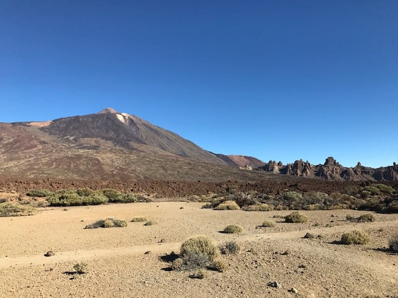 Teide tour