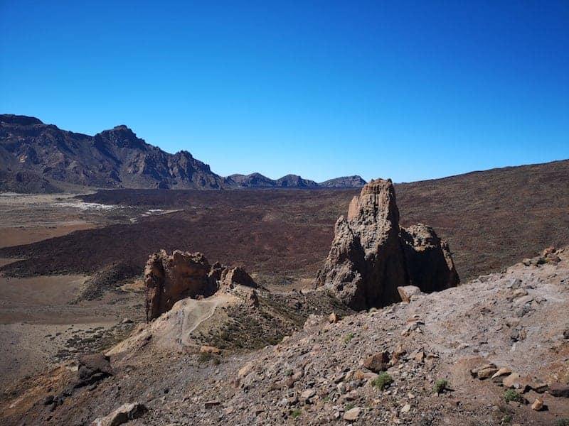 Valle de Ucanca Tenerife